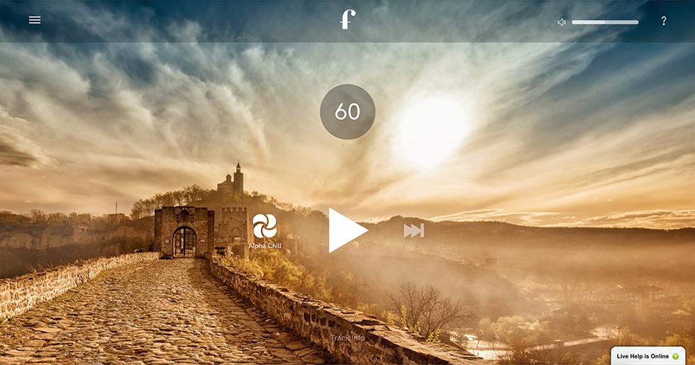 screenshot 【ツール】Web制作時に使いたい作業用BGM